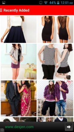 fashion suggestion apps android 4