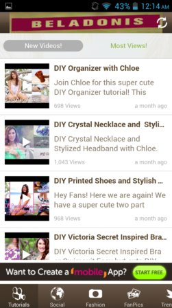 fashion suggestion apps android 5
