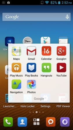 5 Free Themes For Holo Launcher Android