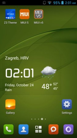weather widget apps android 2