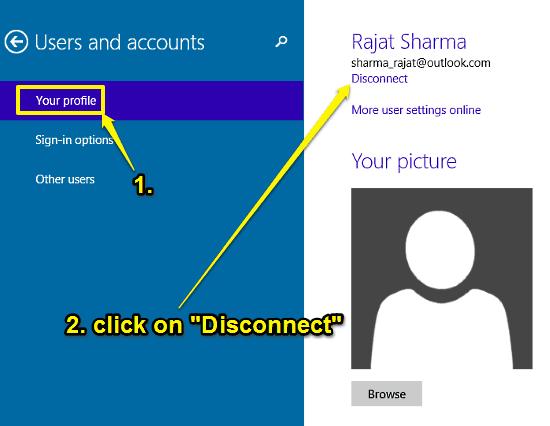 windows 10 user account settings