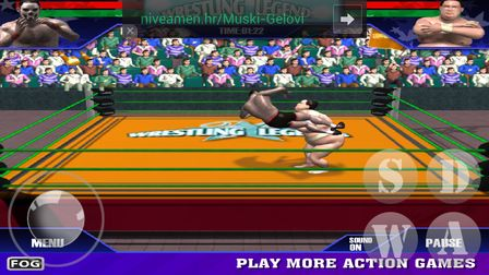 wrestling games for Android 2