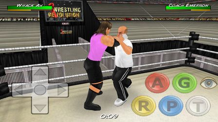 wrestling games for Android 3