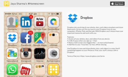Check App Info