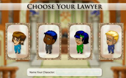 Choose Character