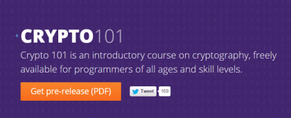 Crypto 101 Free Course on Cryptography