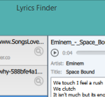 MediaHuman Lyrics Finder