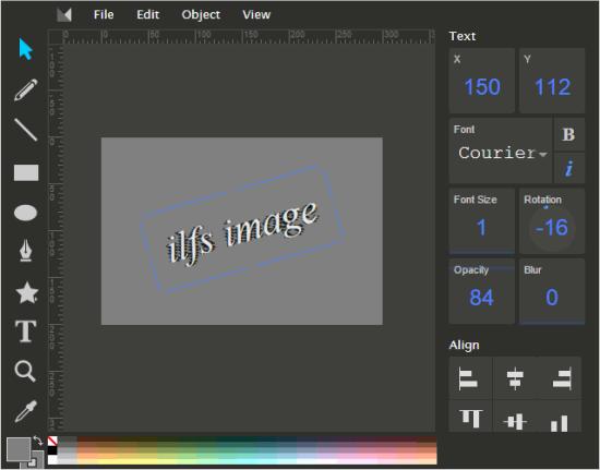 Method Draw- online SVG editor