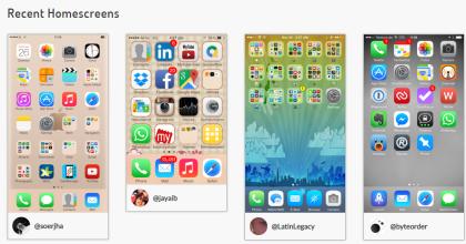 Recent Screenshots