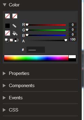 Right Sidebar Options