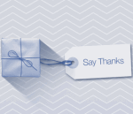 Say Thanks by Facebook