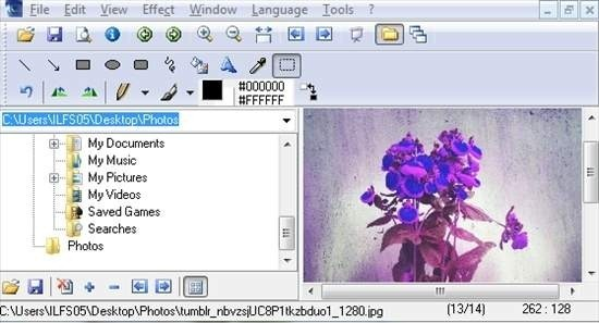 Pic View Image Filters