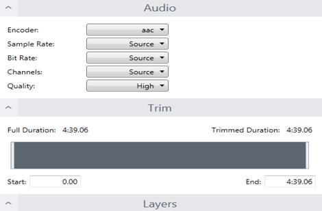 Adapter Audio Converter