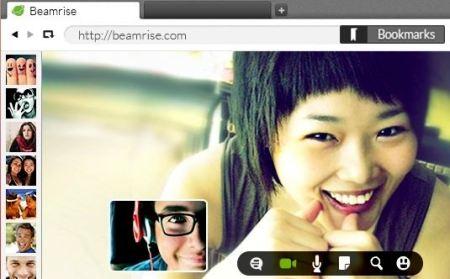 Beamrise Homepage