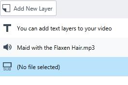 Adapter Add Layers