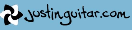 Justinguitar.com Logo