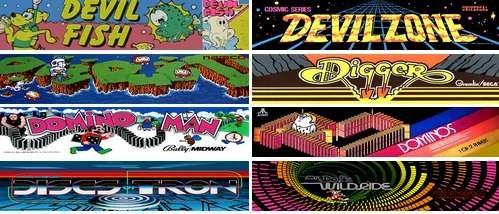 Internet Arcade Games