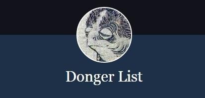Dongerlist Logo