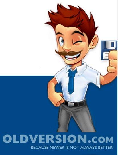 OldVersion.com Logo