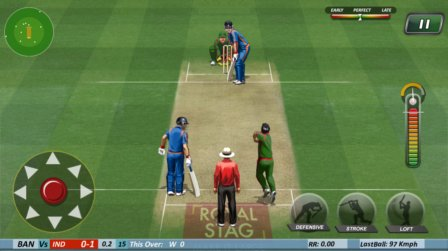 android cricket games 1