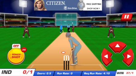 android cricket games 2