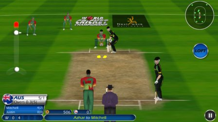 android cricket games 3