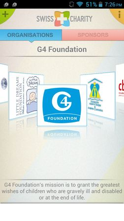 charity apps for Android 4