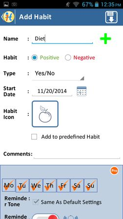 habit tracker apps for Android 3