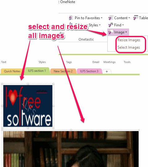image tool