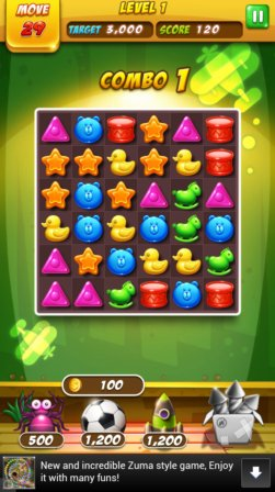 matching puzzle games apps android 5