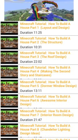 minecraft tips and tricks apps android 3