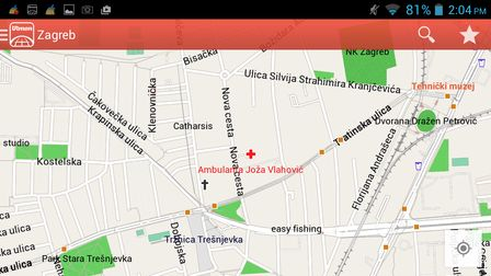 offline map apps for Android 5