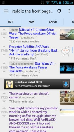 reddit client apps android 1