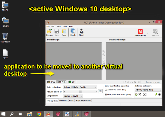 sample desktop
