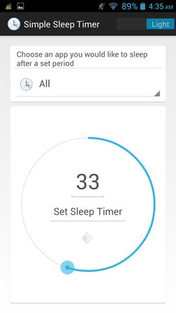 sleep timer apps for Android 3