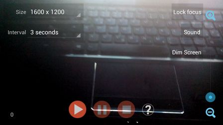 time lapse video shooting apps for Android 3