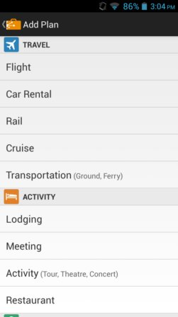 trip planner apps android 1