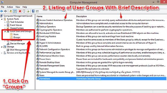 windows 10 user groups