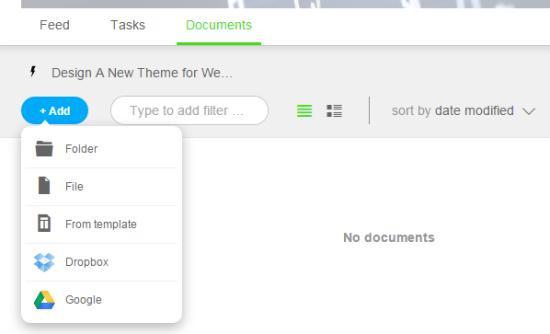 Add Document