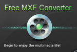 Aiseesoft Free MXF Converter- batch convert mxf to mov and other formats