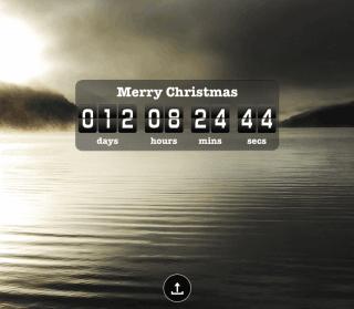 Christmas Countdown Widget.Christmas Countdown Ipad App With Notification Center Widget