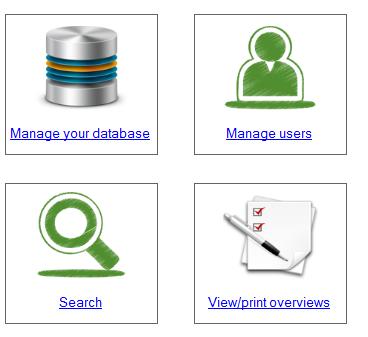 Database Options