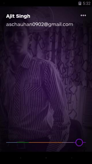 Editing Profile