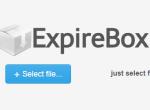 ExpireBox- share large files
