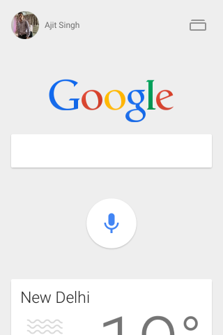 google now for iphone now for iphone with material design ok 3029