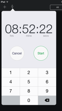 Other Mode to Add Timer