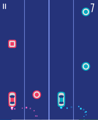 Playing 2 Cars