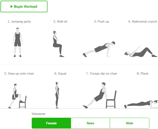 The Scientific 7-Minute Workout