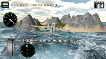 airplane games Android 3
