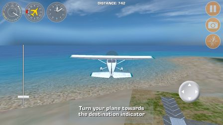 airplane games Android 4